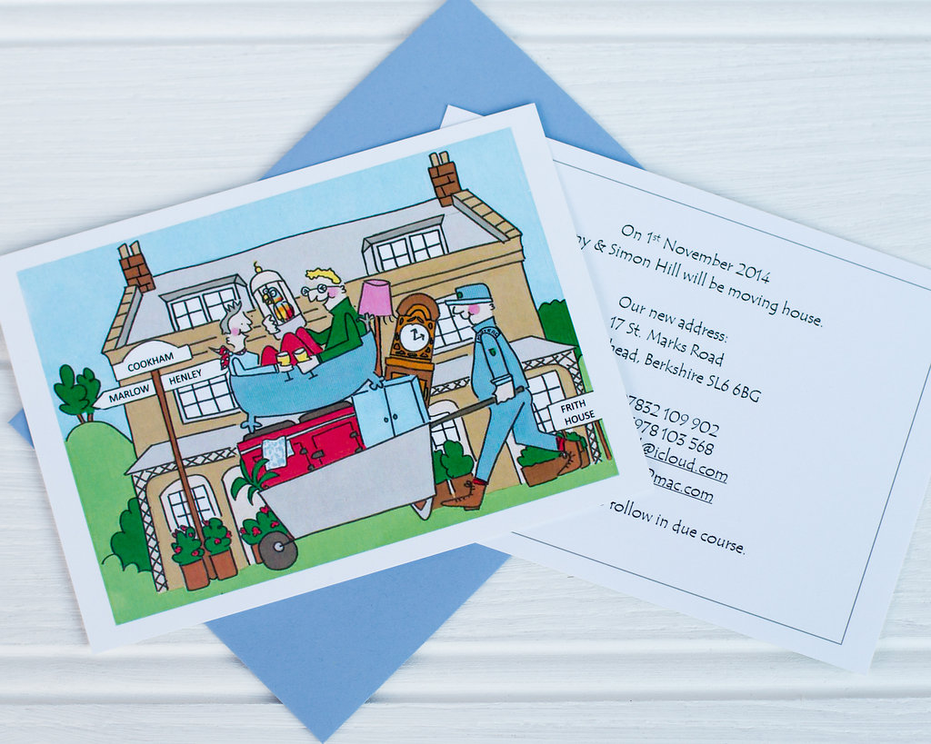 New address cards sweetings greetings new address cards kristyandbryce Image collections