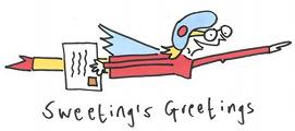 Sweeting's Greetings