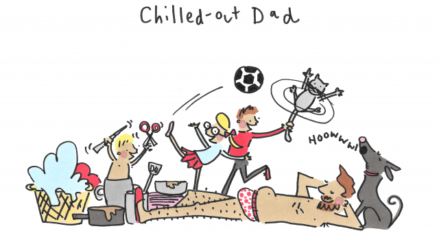Father's Day is coming – and I have cards!