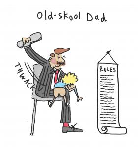 Old Skool Dad scan2